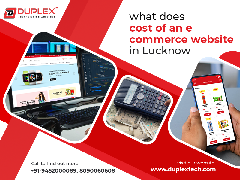 e commerce website development cost